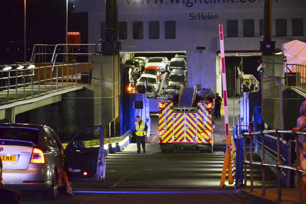 DSC_6945_Car Deck Collapse on Wightlink