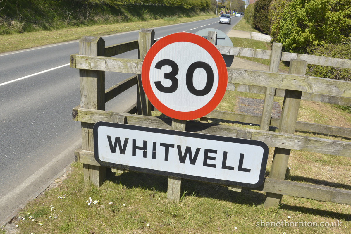 20160501 STP_6925 Isle of Wight Randonnee 2016 Whitwell Checkpoint