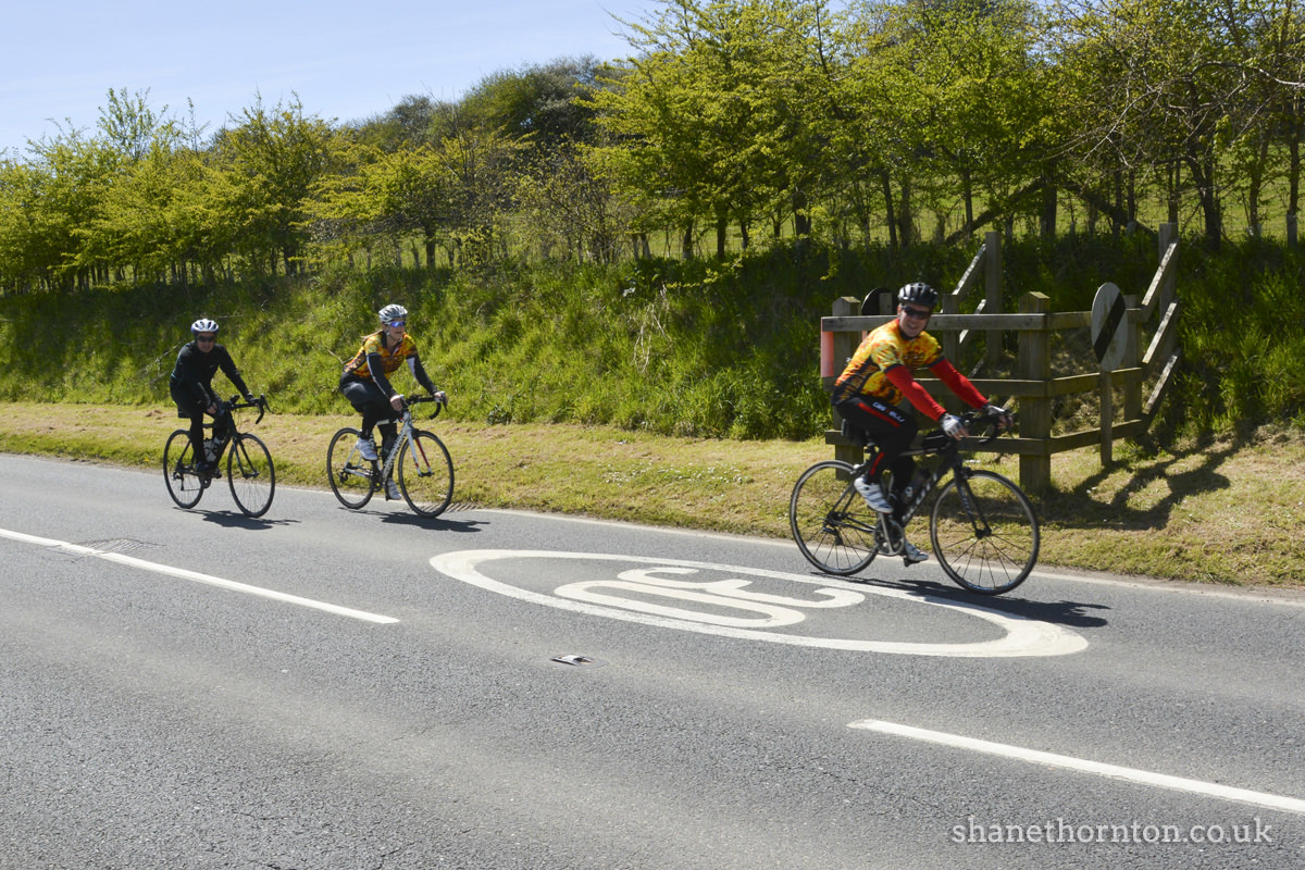 20160501 STP_6926 Isle of Wight Randonnee 2016 Whitwell Checkpoint