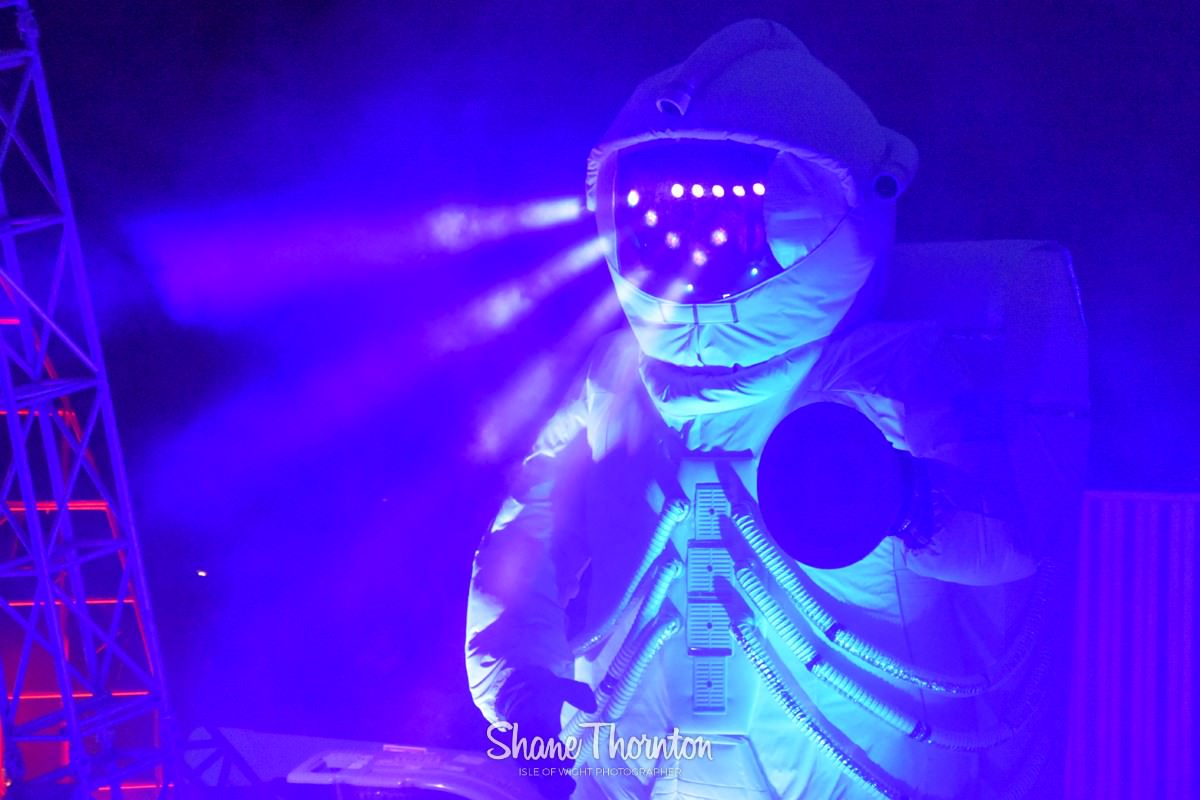 The Spaceman - Bestival 2016