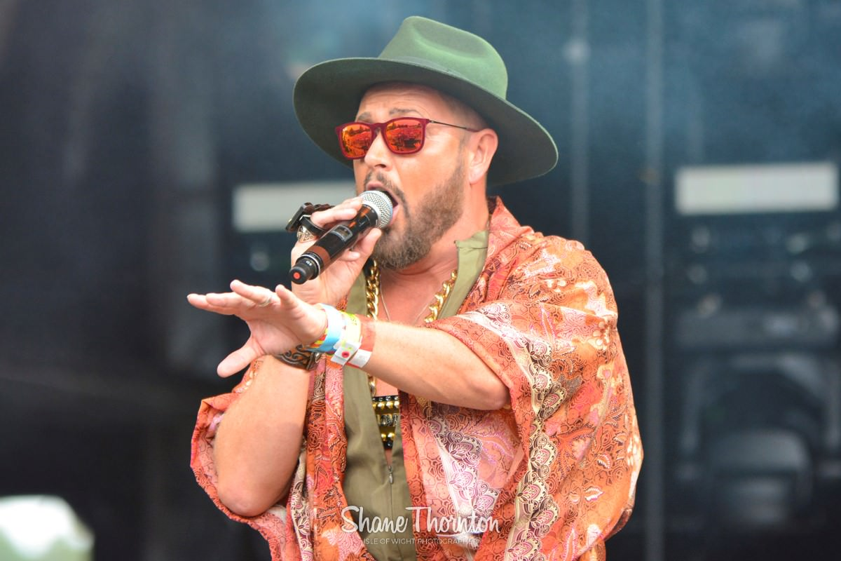 The Cuban Brothers - Bestival 2016
