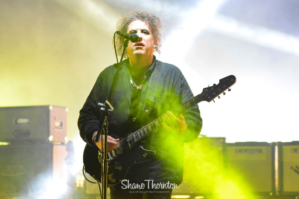 The Cure - Bestival 2016